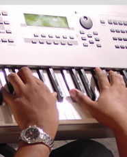 Gospel Keyboard